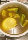 薬膳カレースープ