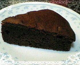 ♡混ぜるだけ♡ココアで簡単ケーキ♡