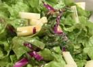 レタスと大葉千切りのサラダ