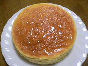 お豆腐deスフレチーズケーキ