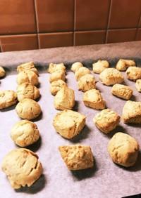 イチゴシロップクッキー
