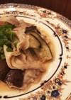 ヘルシオで簡単★豚肉となすの蒸しポン酢味