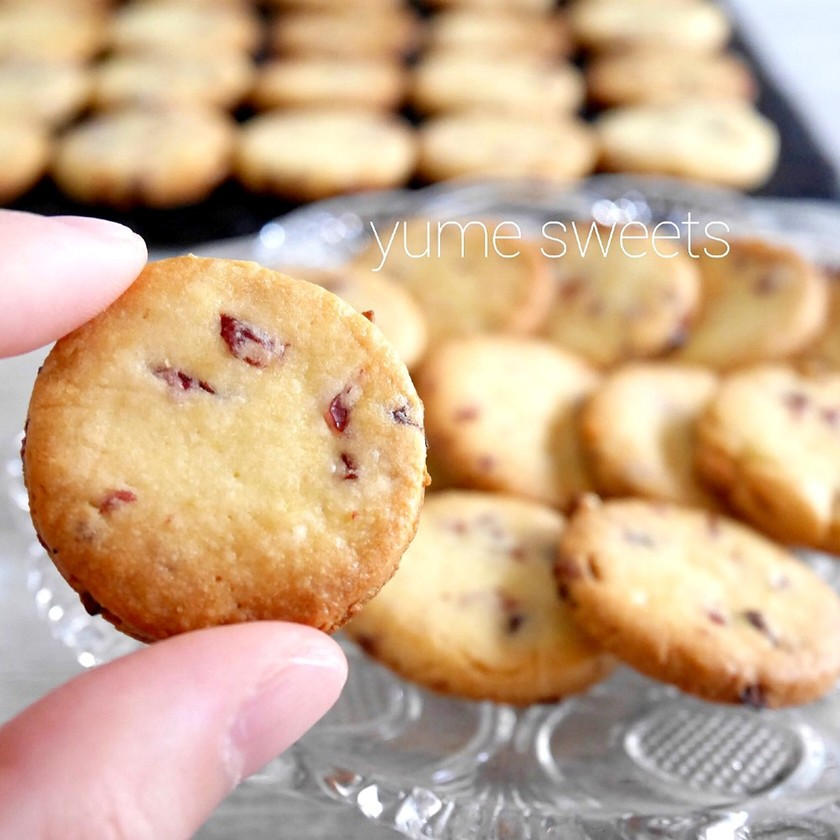 ノンバター!クリームチーズクッキー