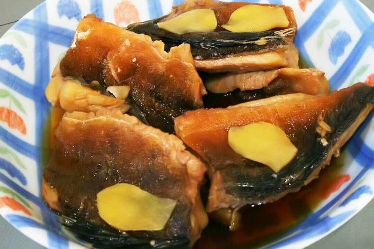 煮付け ホッケ 北海道の絶品☆ 「ホッケの煮つけ」