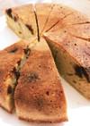 炊飯器で簡単☆米粉のドライフルーツケーキ