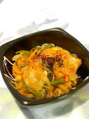 野菜たっぷり♫塩さばの簡単南蛮漬けの写真