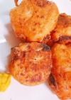 鶏胸肉で柔らか〜簡単チキンナゲット