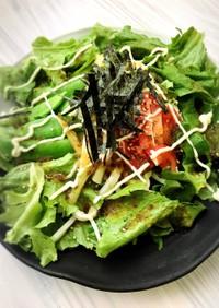 サラダうどん♪さっぱり&野菜もりもり