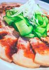 四川料理の定番 雲白肉(ウンパイロウ)