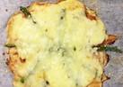 ハッシュポテトピザ