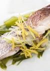 巧みオイルで作る蒸魚(ツェンユイ)