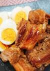 圧力鍋でお肉柔らか♪八角で中華風煮豚♪