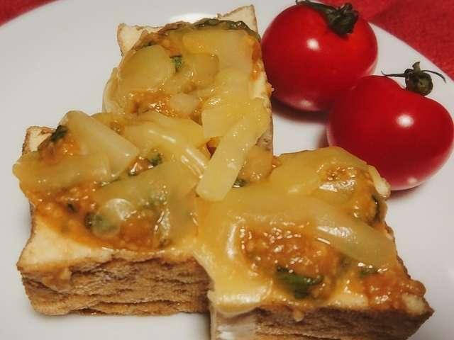 厚 揚げ 味噌 チーズ