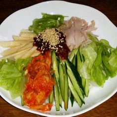 ビビンネンミョン 韓国冷麺 簡単!