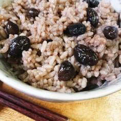 ✨簡単✨ほったらかし❤️黒豆ご飯♫