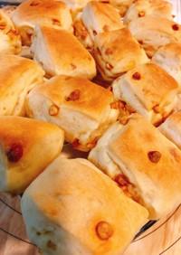 プチメープルキャラメルパン