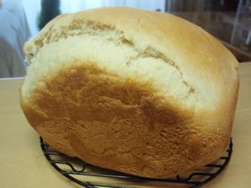 ホシノ天然酵母de生クリーム食パン♪
