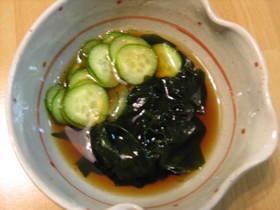 ミツカン「すし酢」と麺つゆで簡単三杯酢!