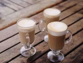 ビーガンコーヒー・豆乳ラテ