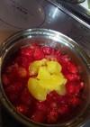 イチゴジャム × 河内晩柑
