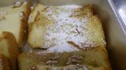 豆乳フレンチトーストの写真