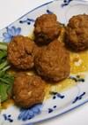 ご飯がすすむ 母 直伝の肉団子【覚書】
