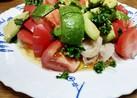簡単ドレで毎日食べたい爽やかサラダ!