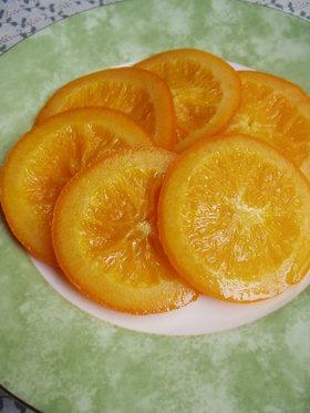 オレンジのコンフィ