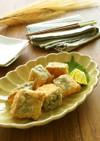 鮭の竜田揚げ☆お弁当やおつまみに♪
