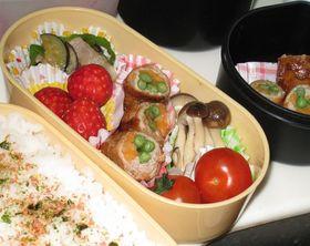 手作り冷食(5)★野菜の肉巻き