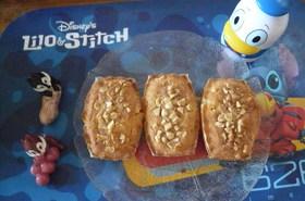 きび砂糖のプチパウンドケーキ