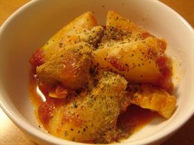 ☆★豚肉と大根のトマト煮★☆