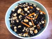 麺つゆで味付け簡単♡大豆とひじきの煮物♡の写真
