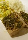 ハワイレシピのアヒ(マグロ)ステーキ