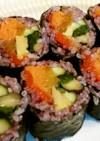 レインボー野菜寿司