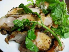 大活躍☆煮鶏モモ