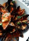 ワインが進む!ムール貝のマリナラソース