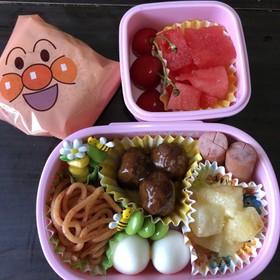 お弁当*3歳*