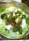 タイ料理風スープ鍋♪簡単ナンプラー