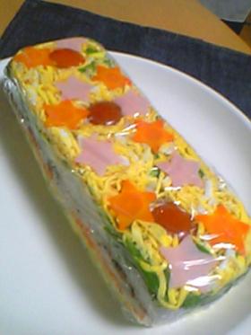 簡単☆押し寿司