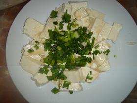豆腐(中国東北料理)