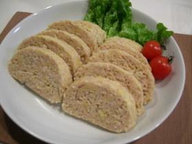 簡単スピーディー☆鶏ひき肉のミートローフ