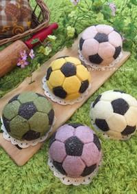メロンパンdeコッタ・サッカーボールW杯