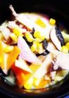 野菜たっぷり栄養満点!ちゃんぽんスープ