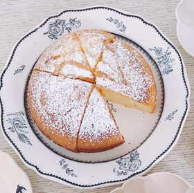 ☆混ぜるだけ簡単ヨーグルトケーキ☆