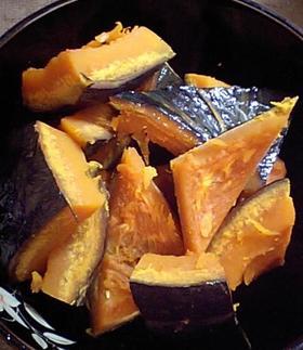 簡単ホクホク!フライパンでかぼちゃの煮物