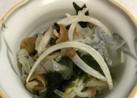 毎日食べたい海藻サラダ ♬