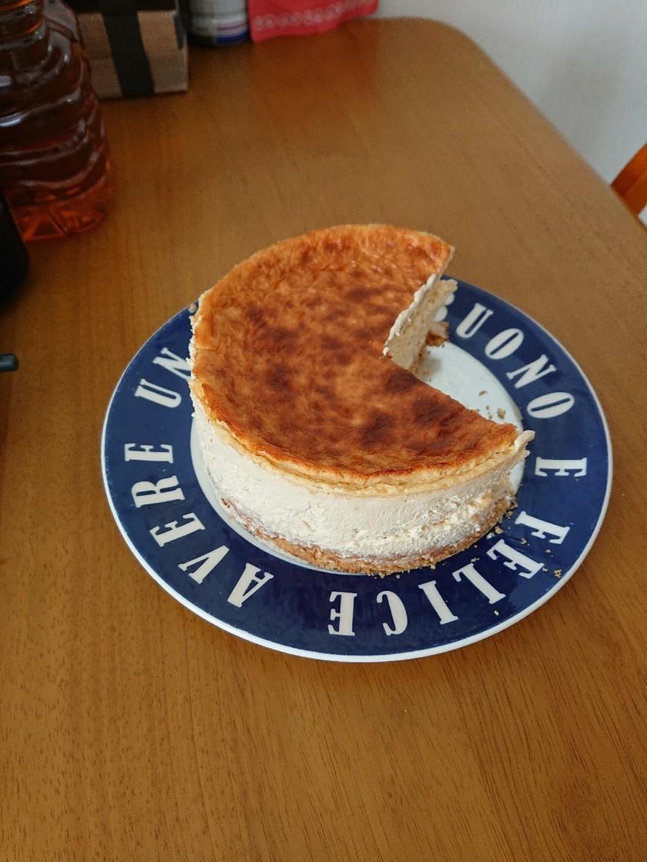 【簡単&激ウマ】濃厚チーズケーキ‼️