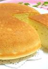炊飯器で作る☆しっとりチーズホットケーキ