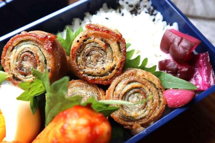 豚 バラ お 弁当
